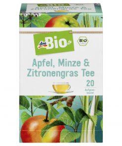 dm Organic Apple Mint Lemongrass Tea