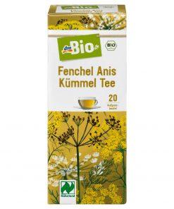 dm Organic Fennel Anise Caraway Tea