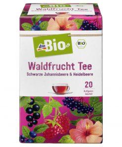 dm Organic Wildberry Tea