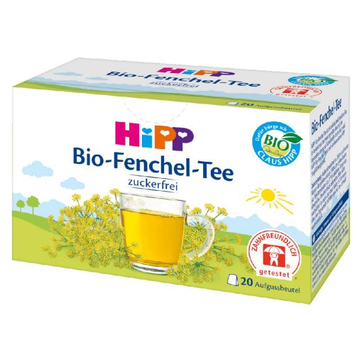 Hipp Fennel Tea