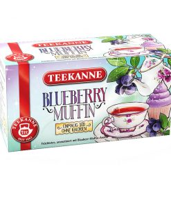 Teekanne Blueberry Muffin Tea