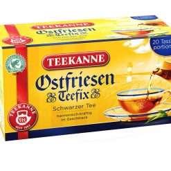 Teekanne Ostfriesen Teefix Tea