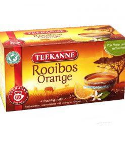 Teekanne Rooibos Orange Tea