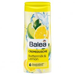 Balea Buttermilk Lemon Shower Cream