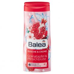 Balea Pomegranate Peach Blossom Shower Cream