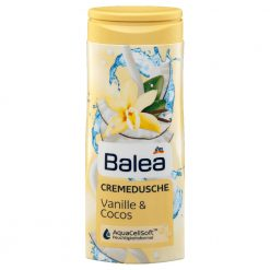 Balea Vanilla Coconut Shower Cream