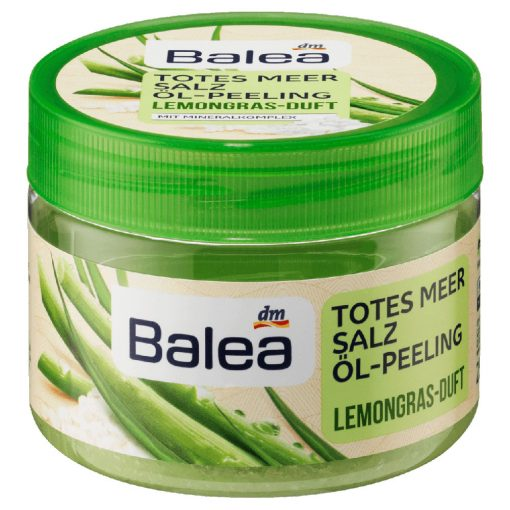 Balea Dead Sea Salt Oil Scrub