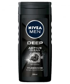 Nivea Men Deep Clean Shower Gel