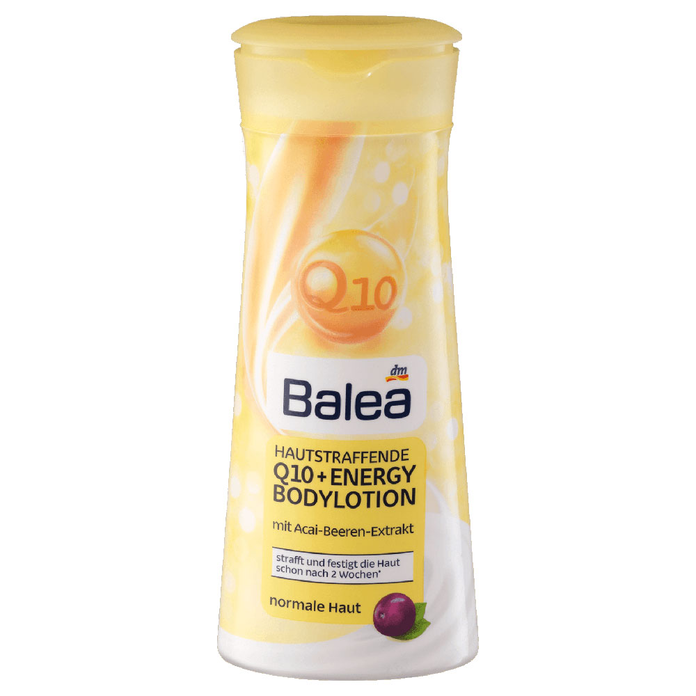 balea q10 body lotion 400ml german drugstore. Black Bedroom Furniture Sets. Home Design Ideas