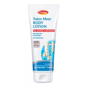 Schaebens dead sea body lotion