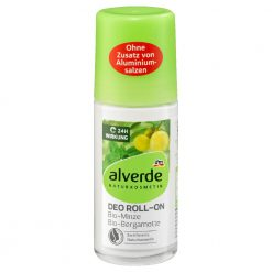 Alverde Mint Bergamot Roll On