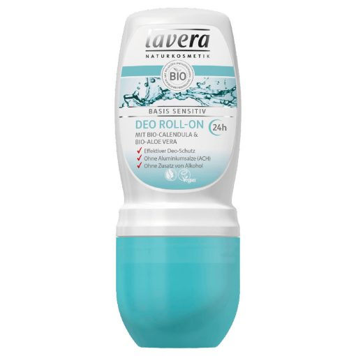 Lavera Basis Sensitiv Deodorant Roll On