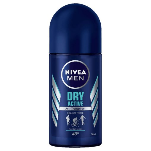 Nivea Men Dry Active Roll On Deodorant