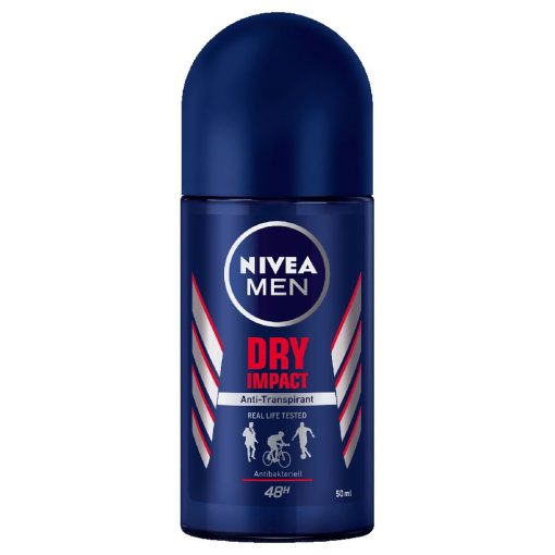 Nivea Men Dry Impact Roll On Deodorant