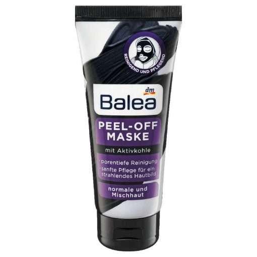 Balea Activated Charcoal Peel Off Mask