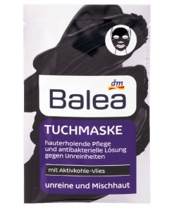 Balea Sheet Mask Activated Carbon