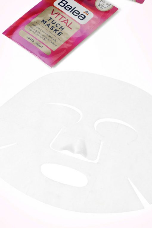 Balea Vital Sheet Mask 2