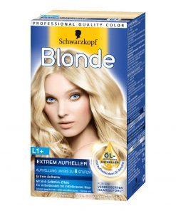 Schwarzkopf Blonde L1+