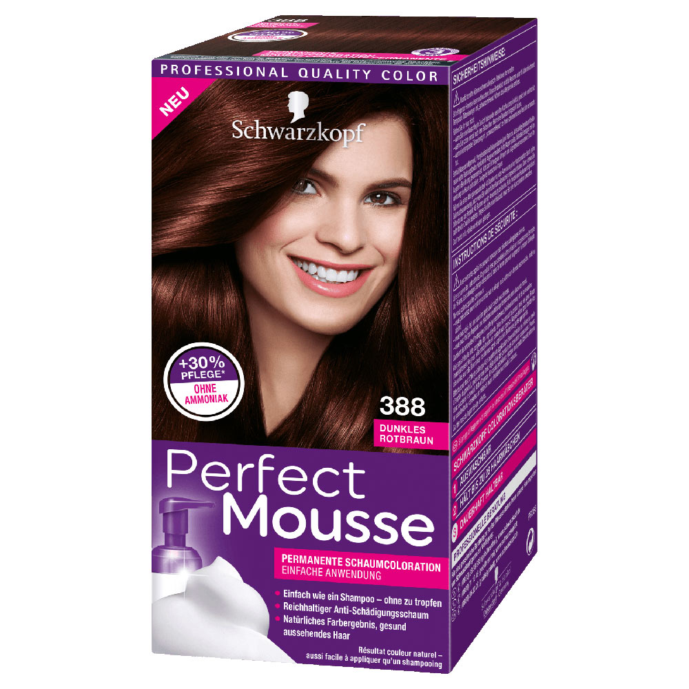 Schwarzkopf Hair Color Perfect Mousse Review Best Hair