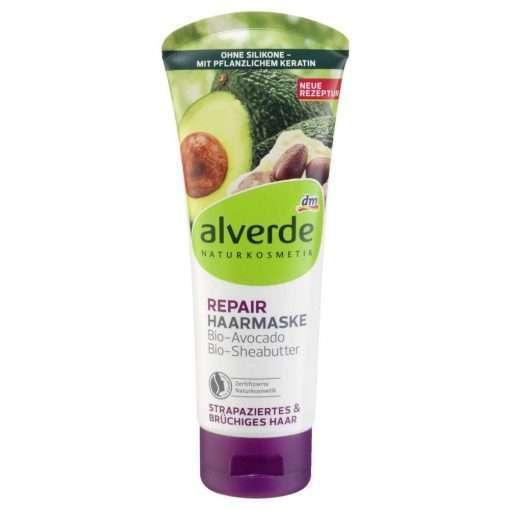 Alverde Repair Hair Mask