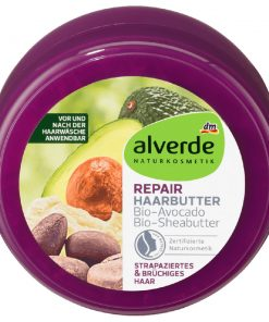 Alverde Hair Butter Repair Avocade