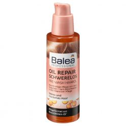 Balea Professional Hair Oil Repair Weightless