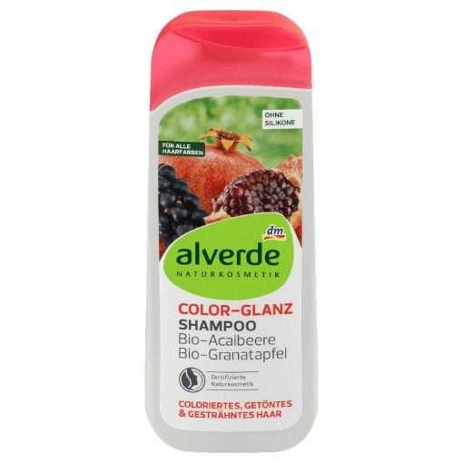 Alverde Color Shine Shampoo