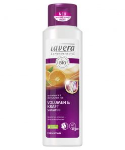Lavera Volume & Strength Organic Shampoo