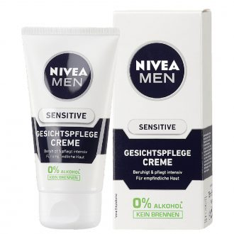 Nivea Men Moisturizer Sensitive Face Cream