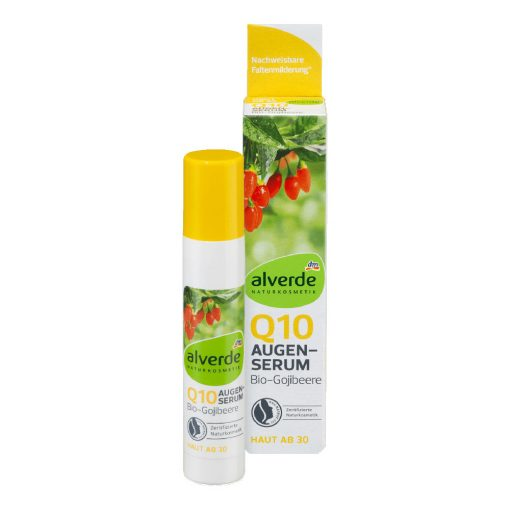 Alverde Q10 Eye Cream