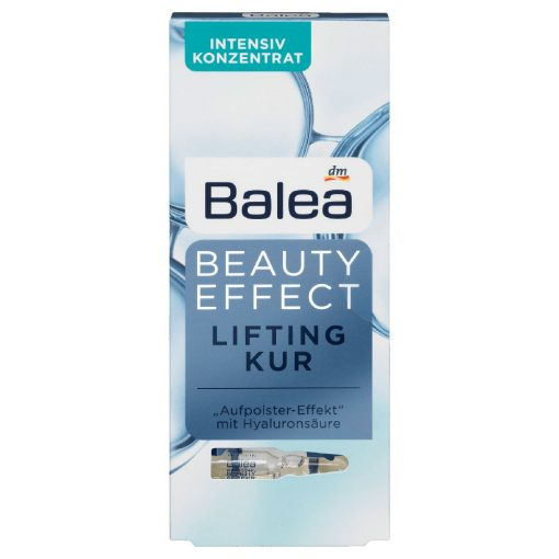 Balea Beauty Effect Lifting Kur Ampoules