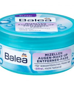 Balea Micellar Eye Make-up Remover Pads oil-free
