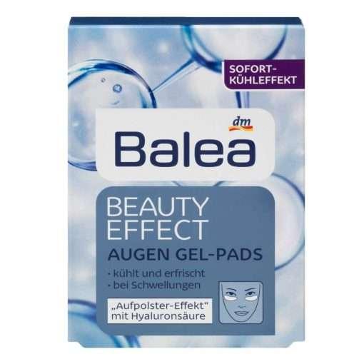 Balea Beauty Effect Eye Gel Pads