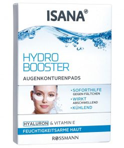 Isana Hyalauron Eye Pads