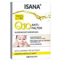 Isana Q10 Anti Age Eye Pads