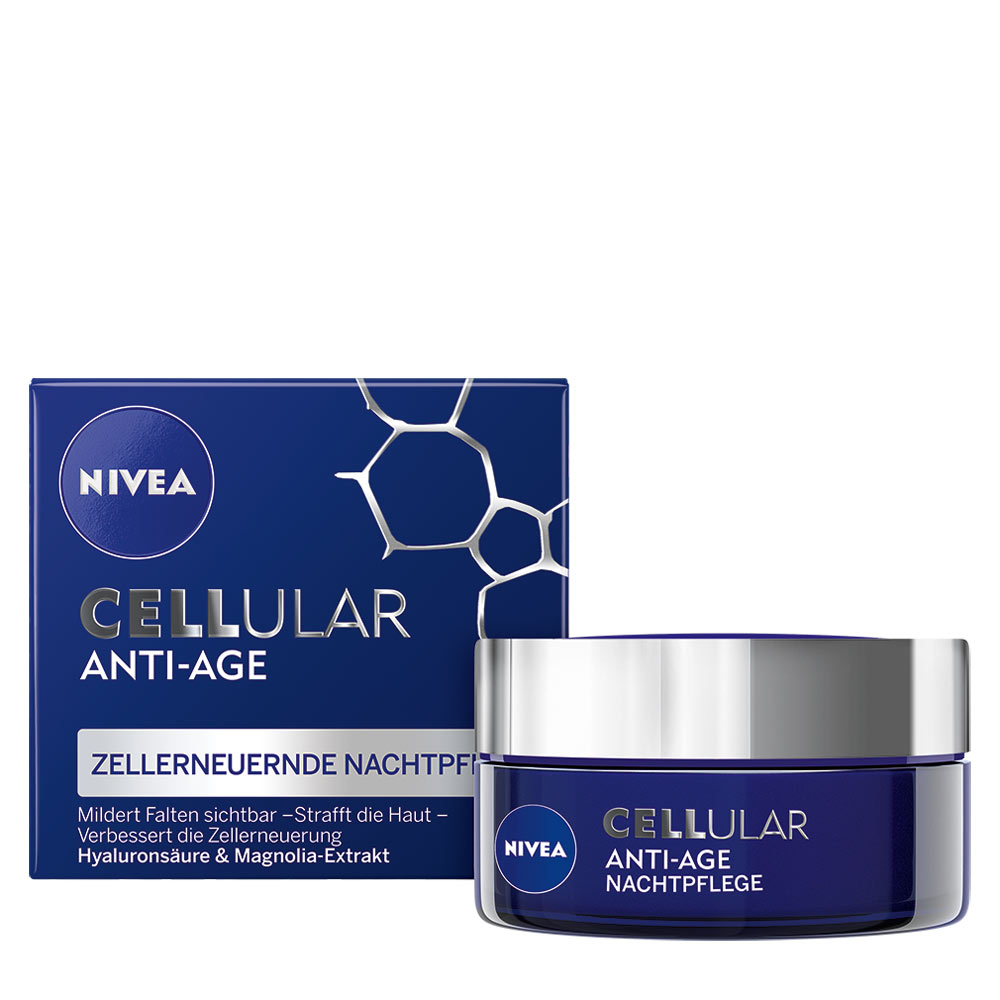 nivea cellular anti age night cream