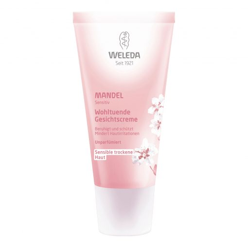095d30420400 Weleda Sensitive Skin , Facial Cream, 30ml