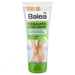 Balea Tea Tree Oil Foot Cream
