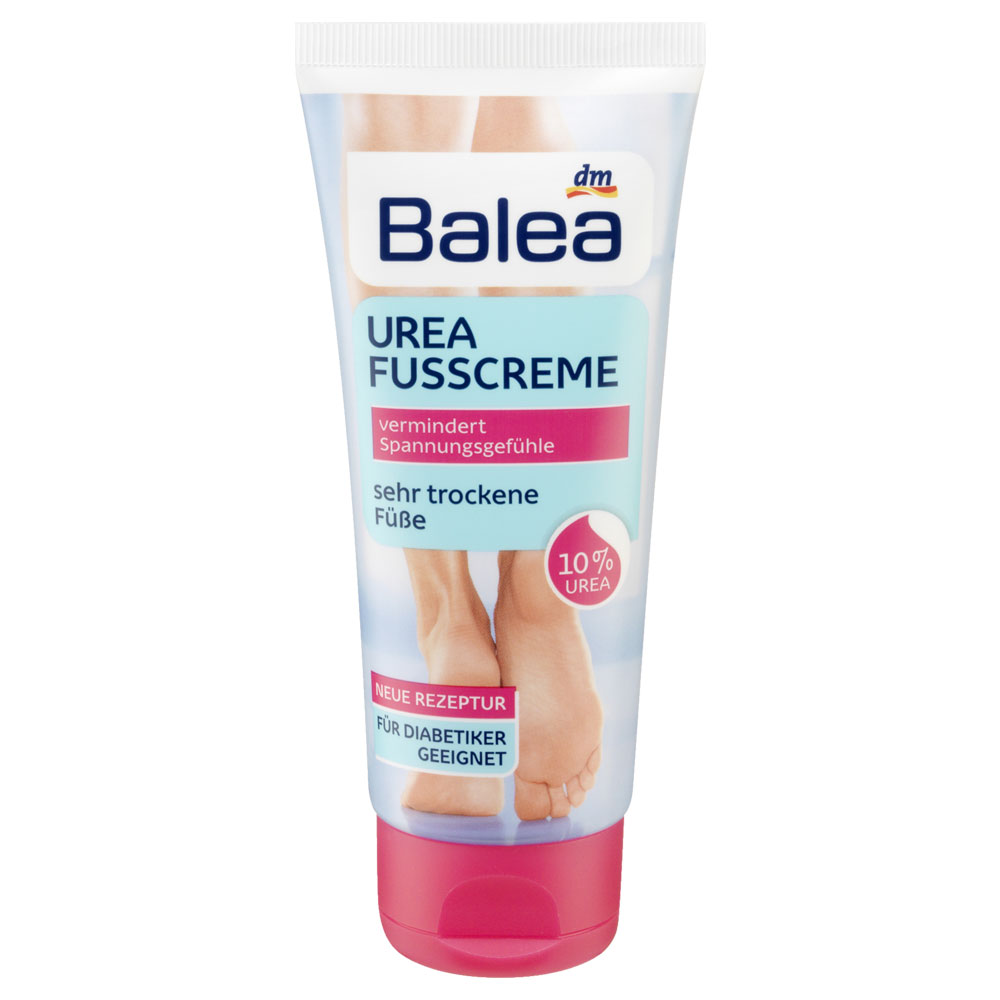 balea urea foot cream 100ml german drugstore. Black Bedroom Furniture Sets. Home Design Ideas