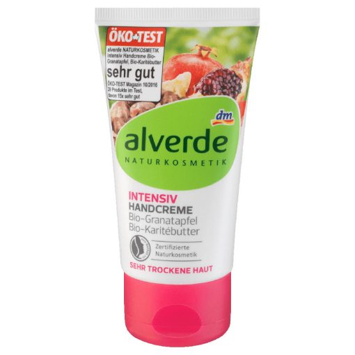 Alverde Pomegranate Intense Hand Cream