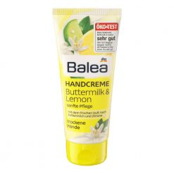 Balea Lemon Buttermilk Hand Cream
