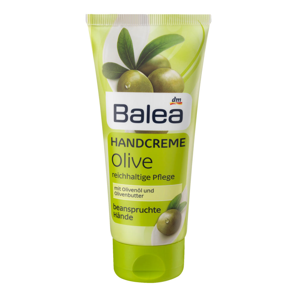 balea olive hand cream 100ml german drugstore. Black Bedroom Furniture Sets. Home Design Ideas