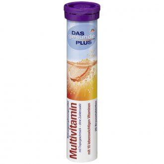 Das gesunde Plus Multivitamin Effervescent Tablets