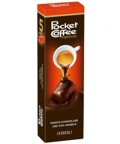 Pocket Coffee Espresso 5 Box